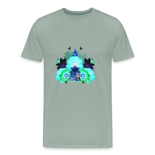 ZENFLUENCED - Men's Premium T-Shirt