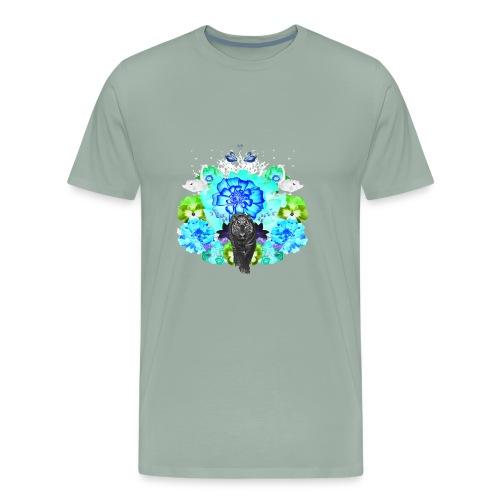 ZENFLUENCED II - Men's Premium T-Shirt