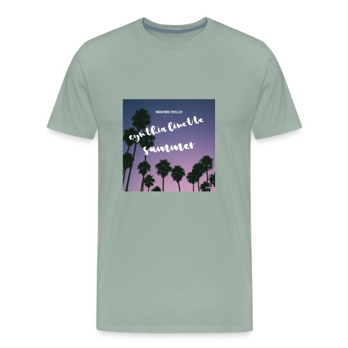 It's summer!! - Men's Premium T-Shirt