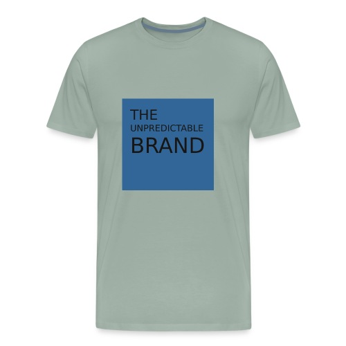 The Unpredictable Brand - Men's Premium T-Shirt