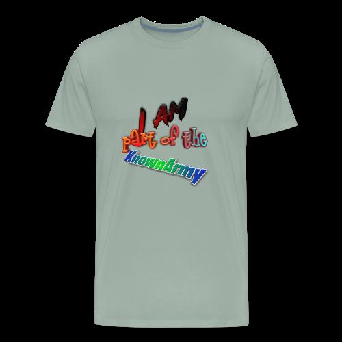 KnownArmy Member - Men's Premium T-Shirt