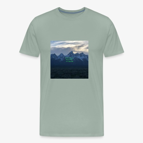 I Love being a Ye Fan, it's awesome - Men's Premium T-Shirt