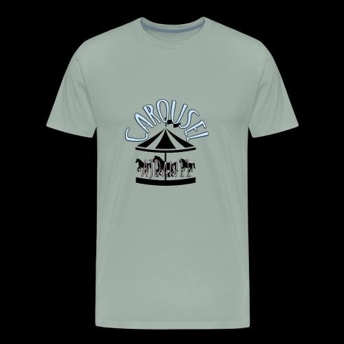 Carousel Ajdan11 - Men's Premium T-Shirt