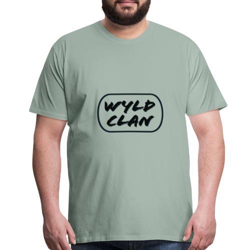 The WYLD Clan - Men's Premium T-Shirt