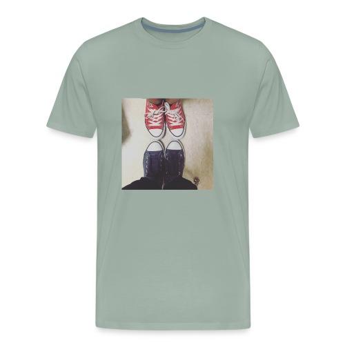 Sneakers - Men's Premium T-Shirt