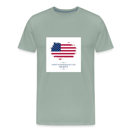 Independence Day IMG 0433 - Men's Premium T-Shirt