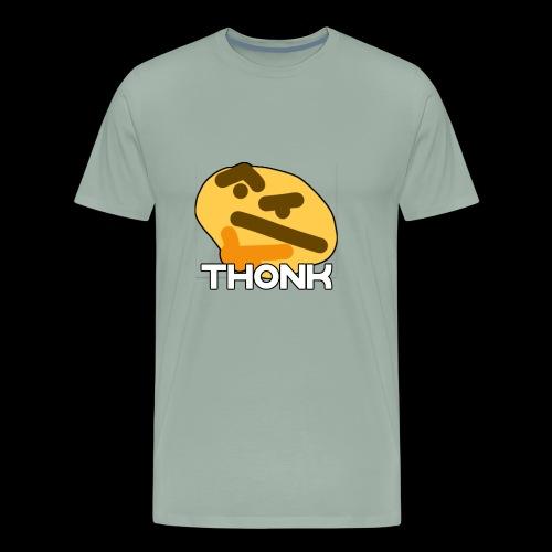thonkerboi - Men's Premium T-Shirt