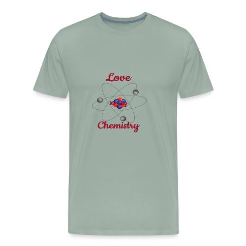 love it s only chemistry 2 - Men's Premium T-Shirt