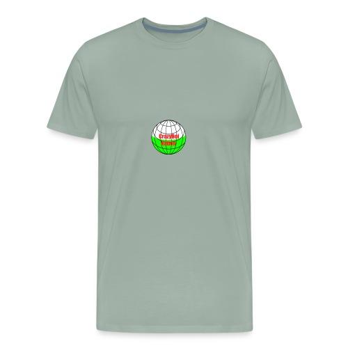 CrazyboiNation - Men's Premium T-Shirt