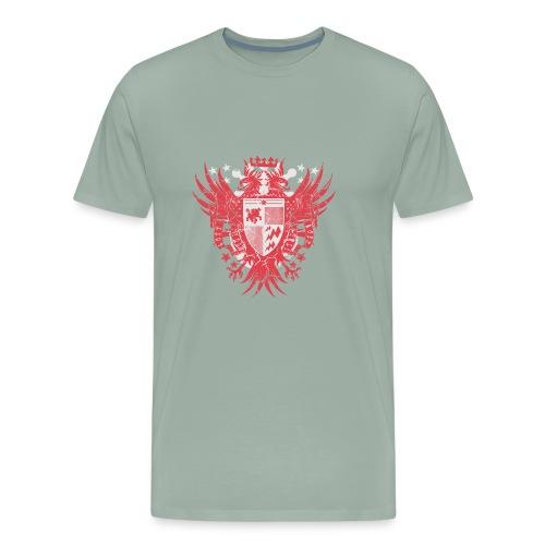 Lost coat of arms - Men's Premium T-Shirt
