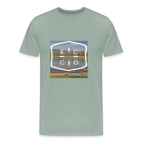 Kootenay Clothing Co Logo Wear - Men's Premium T-Shirt