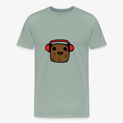 Shirt Design Potato - Men's Premium T-Shirt
