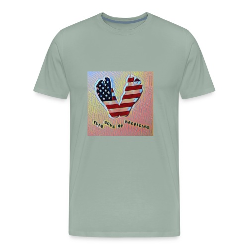 Sole of American - Men's Premium T-Shirt