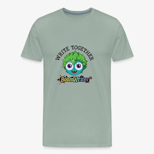 t shirt 22 black text - Men's Premium T-Shirt
