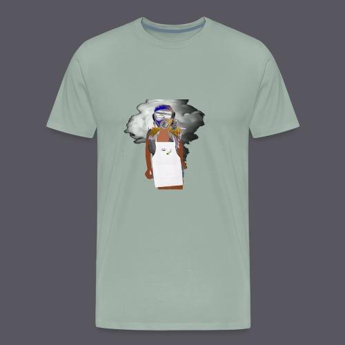 smoker choice - Men's Premium T-Shirt
