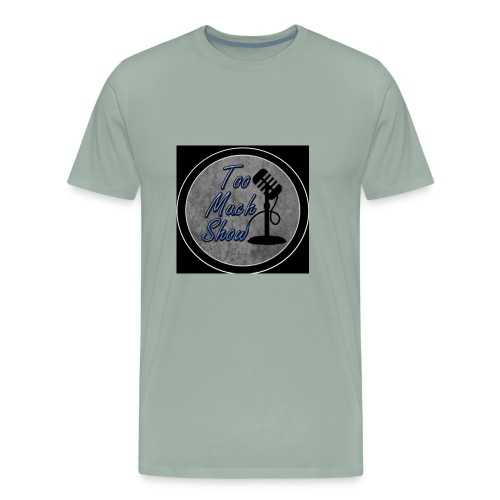 TMS Logo - Men's Premium T-Shirt