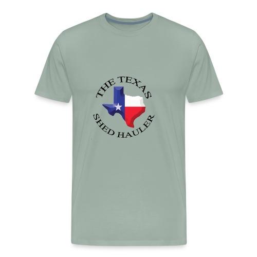 The Texas Shed Hauler - Men's Premium T-Shirt