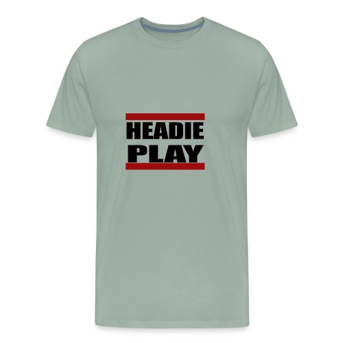 headie play - Men's Premium T-Shirt