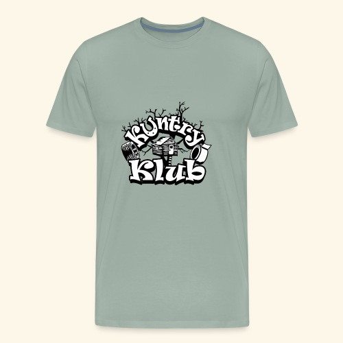 Kuntry 3d TEE - Men's Premium T-Shirt