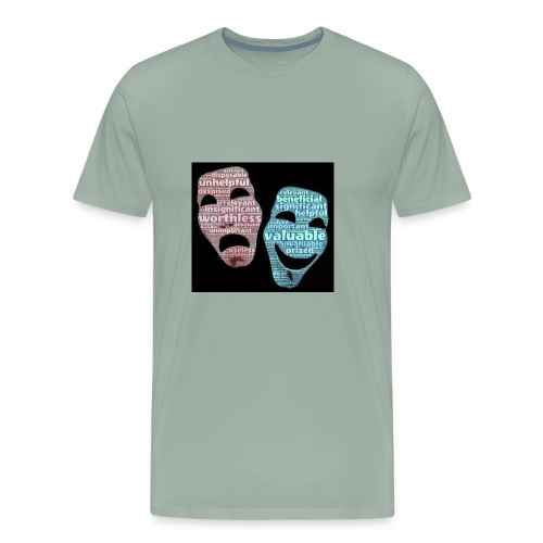 masks 827729 - Men's Premium T-Shirt