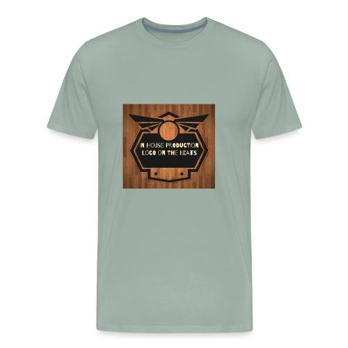 in house production - Men's Premium T-Shirt