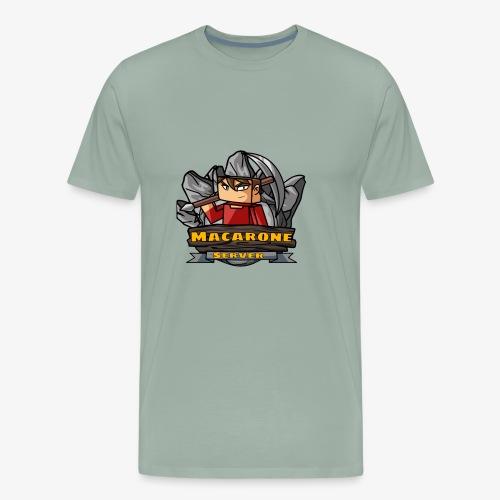 Macarone official - Men's Premium T-Shirt