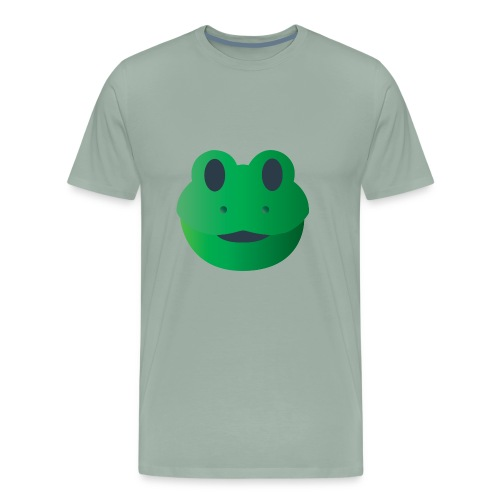 Froggy Icon - Men's Premium T-Shirt