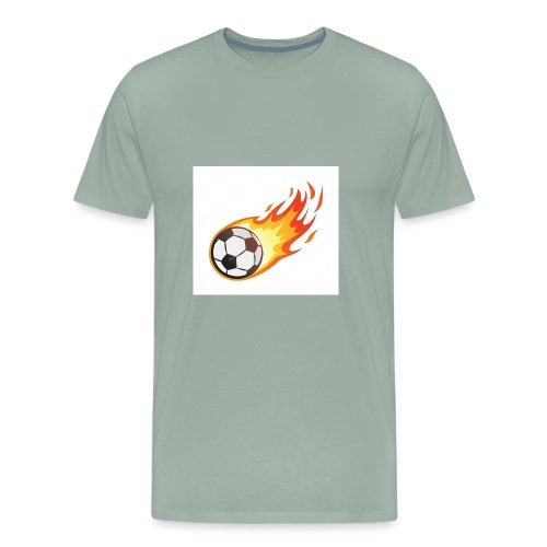Soccer boys - Men's Premium T-Shirt