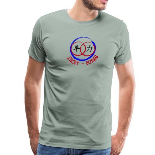 Sticky-Boxing Martial Arts - Men's Premium T-Shirt