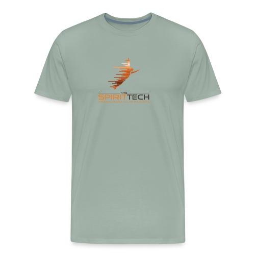 The SpiritTech Logo - Men's Premium T-Shirt