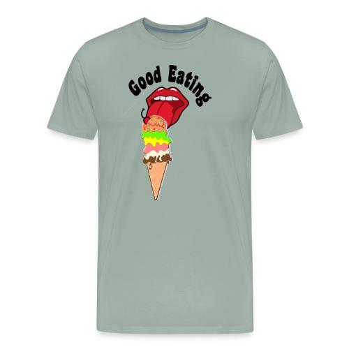 Good Eating ASMR - Men's Premium T-Shirt