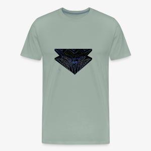 Ahsfac Diamond - Men's Premium T-Shirt
