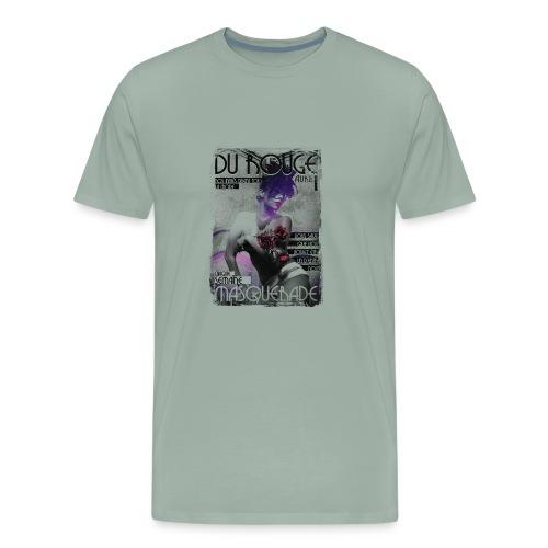 THE ROUGE - Men's Premium T-Shirt