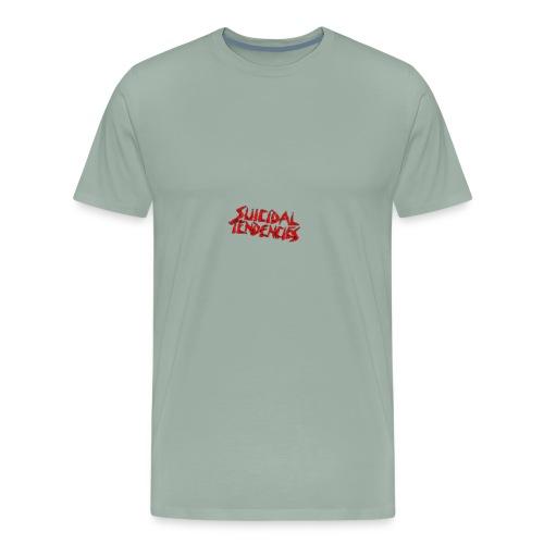 Suicidal tendencis - Men's Premium T-Shirt