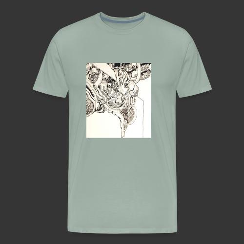 Evolving Thought - Men's Premium T-Shirt