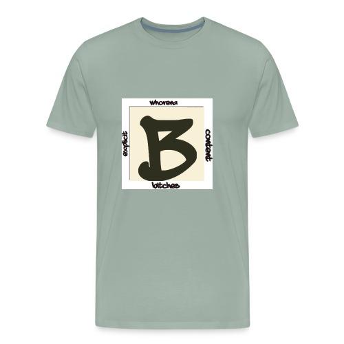A5F42440 A9CF 43EF AF19 481E3B9A1EB3 - Men's Premium T-Shirt
