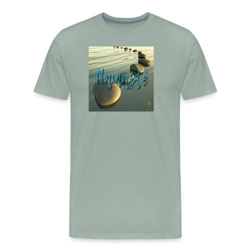 Namasté - Men's Premium T-Shirt