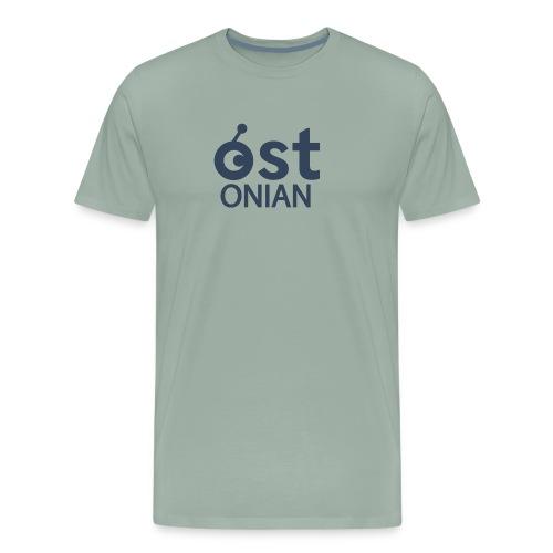 OSTonian by Glen Hendriks - Men's Premium T-Shirt