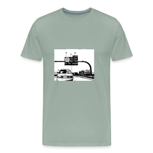 Turnpike - Men's Premium T-Shirt