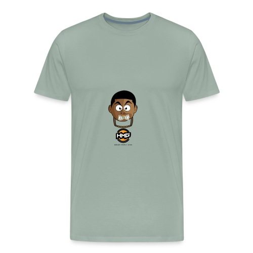 HUNGRY MONEY GANG (HMG) - Men's Premium T-Shirt