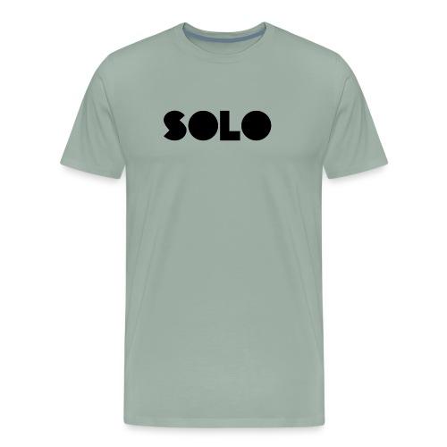 SOLO - Men's Premium T-Shirt
