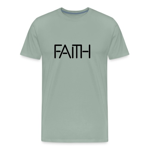 Faith tshirt - Men's Premium T-Shirt