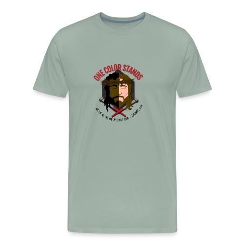 One Color Stands - Men's Premium T-Shirt