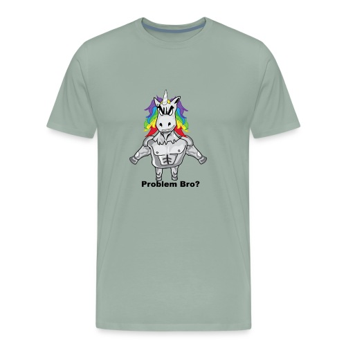 Strong Unicorn - Men's Premium T-Shirt