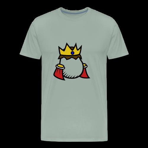 King Bean - Men's Premium T-Shirt