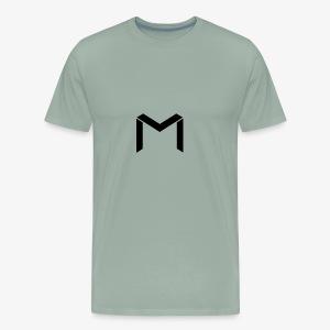 mavro logo - Men's Premium T-Shirt