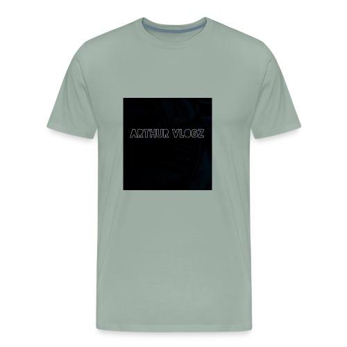 525225C9 65B9 43B6 8C60 8C963B1B79A0 - Men's Premium T-Shirt