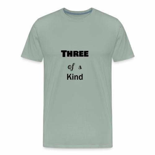 Three of a Kind - Men's Premium T-Shirt