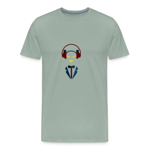 Men who game - Men's Premium T-Shirt