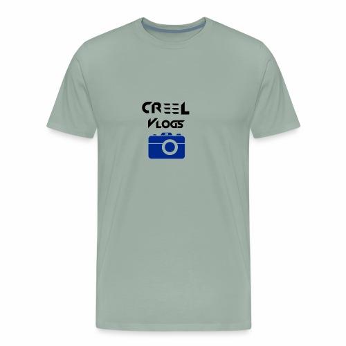 Creel Vlogs - Men's Premium T-Shirt
